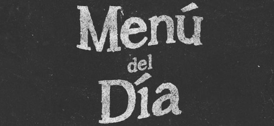 menu del dia restaurante coslada
